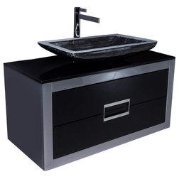 Contemporary Bathroom Vanities And Sink Consoles by Maestrobath