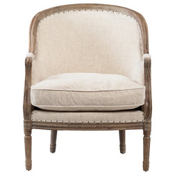 Farmhouse Armchairs And Accent Chairs by The Khazana Home Austin Furniture Store