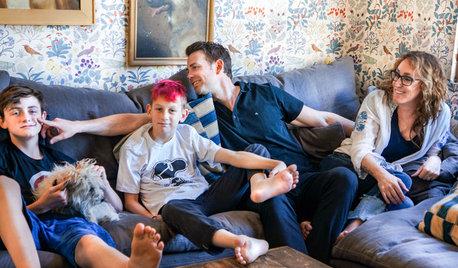 Suivez le Guide : Une maison familiale aux allures de cabane