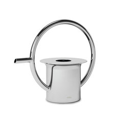 Umbra Quench Stainless Steel Watering Can, Stainless Steel
