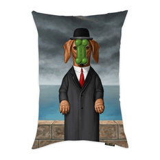 """Oliver Gal """"Son of Dog"""" 14""""x20"""" Pillow"""