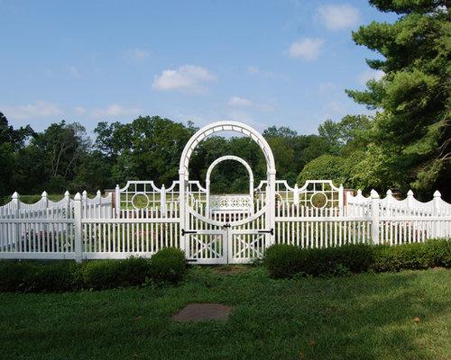AZEK Garden Enclosures   Home Fencing And Gates