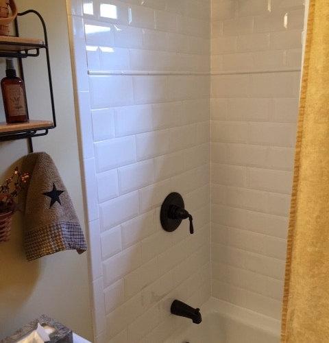 Cozy Bathroom Remodel in Hackettstown - Products