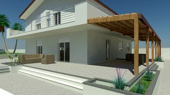 Realizzazione di una villa privata
