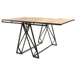 Industrial Dining Tables by IMAX Worldwide Home
