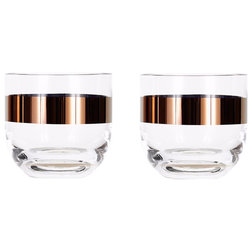 Modern Liquor Glasses by Tom Dixon