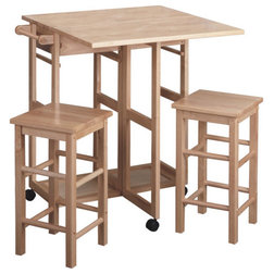 Epic Transitional Dining Sets by Winsome