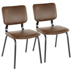 Industrial Dining Chairs by LumiSource