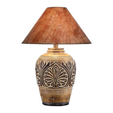 50 most popular southwestern table lamps for 2018 houzz viga yumil table lamp table lamps aloadofball Choice Image