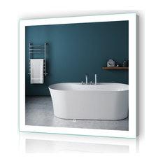SYDNEY Illuminated Led bathroom mirror  All sizes To MeasureAccesories