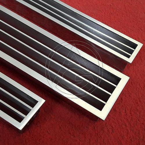 Решетка вентиляционная нержавеющая сталь
