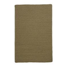 Colonial Mills, Inc - 10'x13' (Large 10x13) Rug, Sherwood (Green) Indoor/Outdoor Carpet - Outdoor Rugs