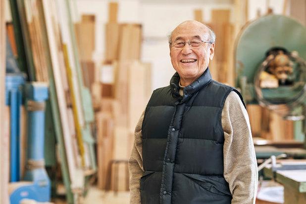 【大阪】椅子の神様 宮本茂紀の仕事