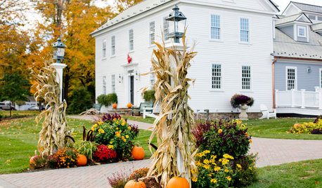 Celebrate Fall With 9 Nature-Themed Outdoor Decorations