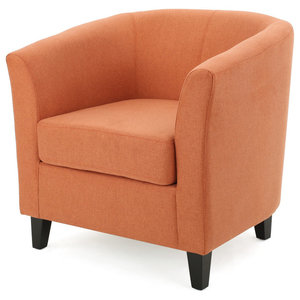 Fantastic Coaster Orange Accent Chair With Contemporary Furniture Pdpeps Interior Chair Design Pdpepsorg