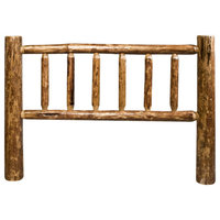 Glacier Country Collection Eastern King Headboard
