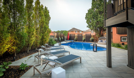 Yard of the Week: Room for Swimming, Lounging and Entertaining