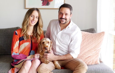 My Home Life: Phoebe and Chris Monahan on What Sparks Joy