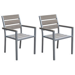 scandinavian outdoor furniture. scandinavian outdoor dining chairs by corliving furniture o
