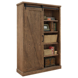 Rustic Bookcases by Martin Main