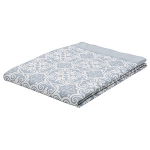 Porto Sateen Quilt, Euro Single