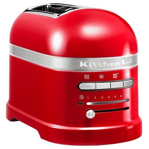 KitchenAid Artisan Empire Red 2 Slots Toaster