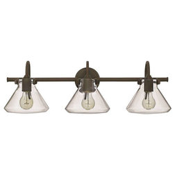 Inspirational Industrial Bathroom Vanity Lighting by Mylightingsource