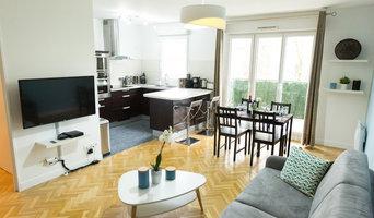 Conception et rénovation d'un appartement familiale à Paris