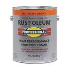 Rust-Oleum Safety Orange Pro Enamel 7555-402