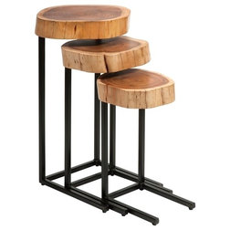 Industrial Coffee Table Sets by GwG Outlet