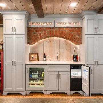 Beverage Stations - Wine Cellars - Wet Bars