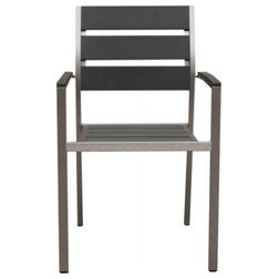 Contemporary Outdoor Dining Chairs by Boraam Industries, Inc.