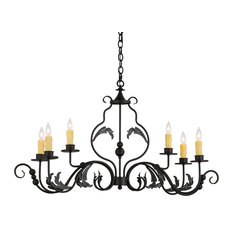 "42"" Augusta 6-Light Oblong Chandelier"