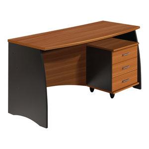 Estil Desk With Drawers