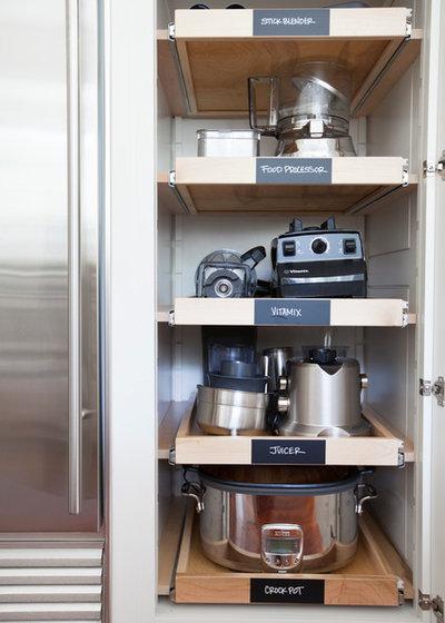 nascosti o in vista? dove mettere i piccoli elettrodomestici in cucina - Cucina Elettrodomestici