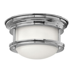 Hinkley Hadley Foyer Mini Flush Mount, Chrome