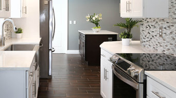 White & Modern Kitchen