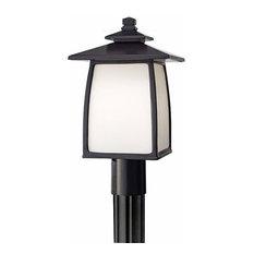Feiss OL8508-LED Wright House 1 Light LED Outdoor Post Light