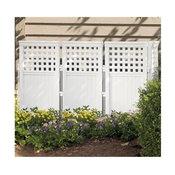 Outdoor Screen Fence - 4 Pc Pk