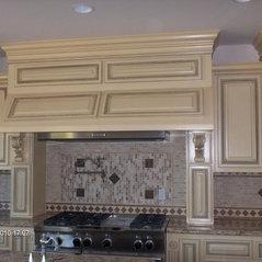Customer Decor Cabinetry S Work