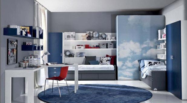 C 39 ma non si vede 10 soluzioni invisibili per avere spazi segreti - Scrivanie da soggiorno ...