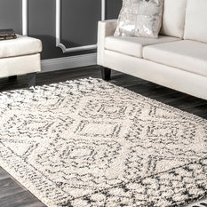 50 most popular 9 x 12 white area rugs for 2018 houzz