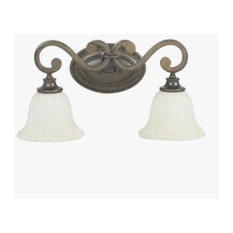 Craftmade Lighting 9121PR2 Toscana - Two Light Bath Vanity