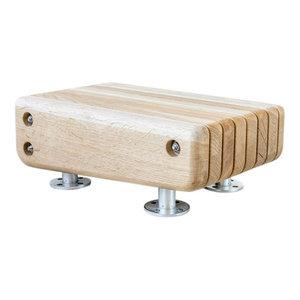 """""""The Woodlouse"""" Oak Step Platform, 20 Cm"""
