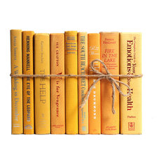 Decorative Books, The Modern Yellow ColorPak