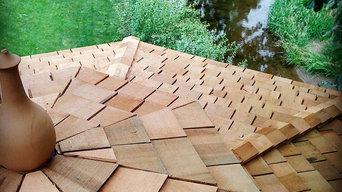 Cedar Shingle Roofs