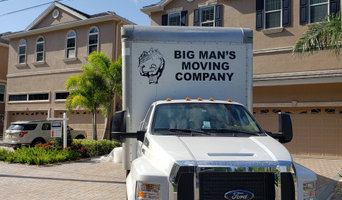 Big Mans Moving Company