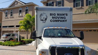 Big Mans Moving Company