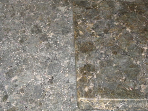Help With Honed Granite Color