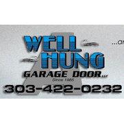 Well Hung Garage Door Arvada Co Us 80002